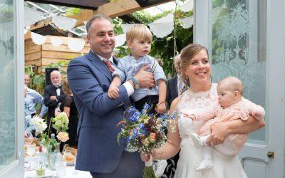 Bruiloft Anne-Corine & Sander
