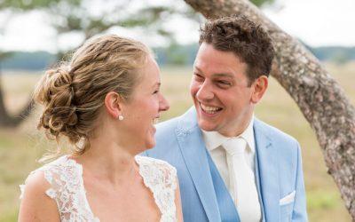 Bruiloft Michelle & Martijn
