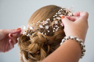 Voorbereiding bruiloft